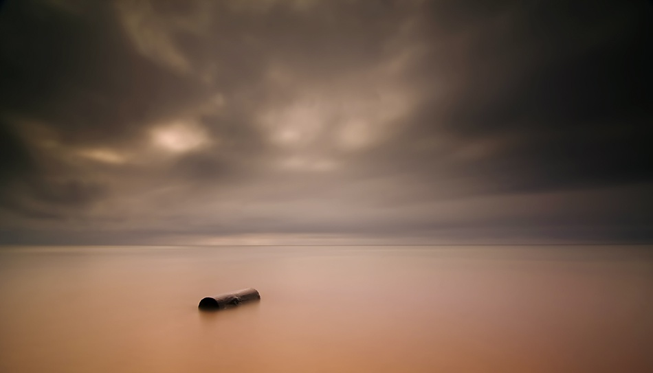 A piece of fine art art photography titled Out Nowhere by Armands Belakovs-Ceimers
