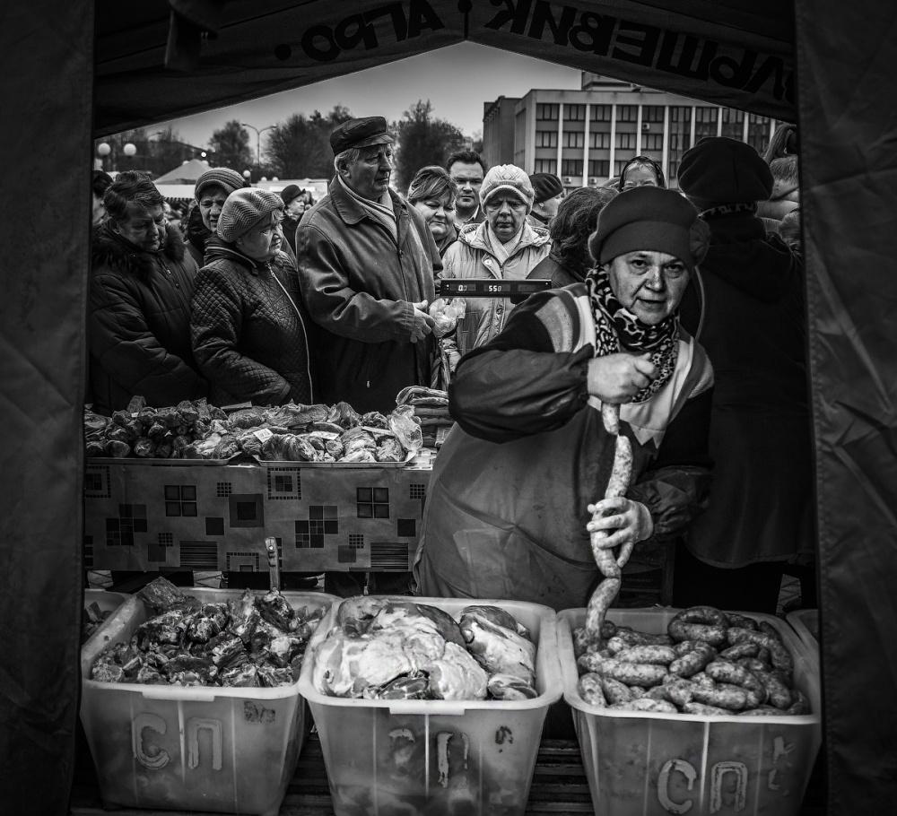 A piece of fine art art photography titled Fair by Sergii Mihailov