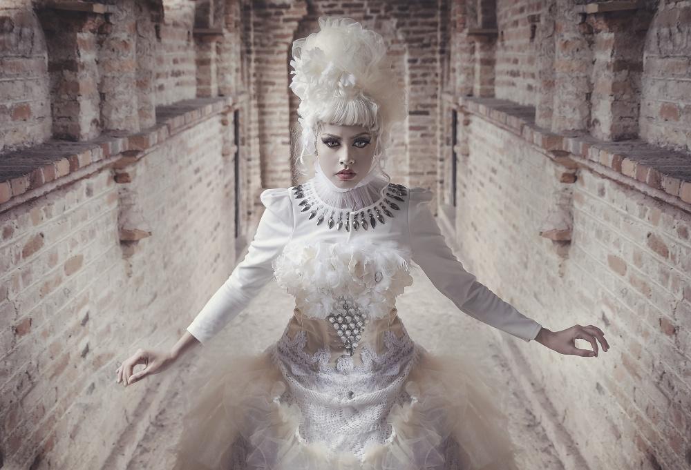 A piece of fine art art photography titled Princess by afiez appleproject