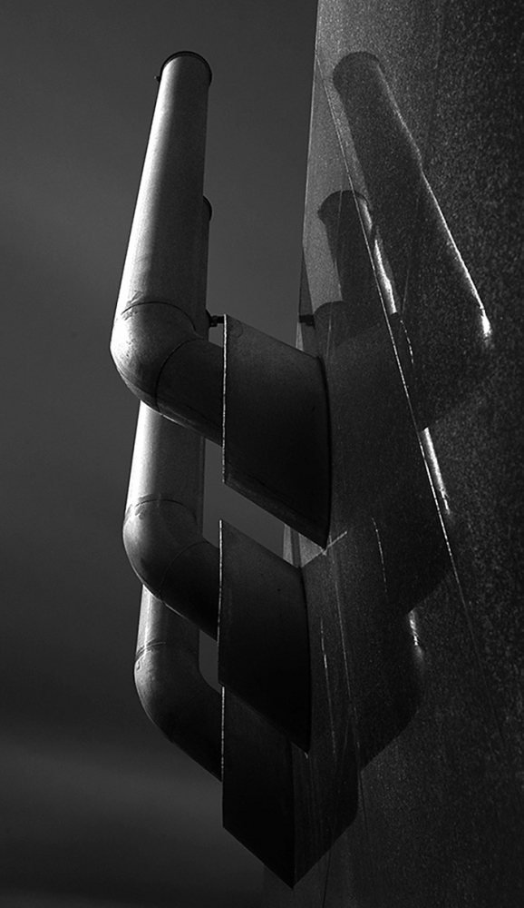 A piece of fine art art photography titled Double Three by Jef Van den Houte