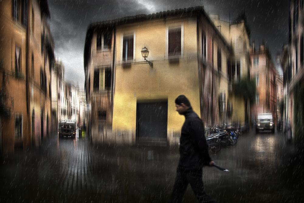 Vicolo de' Cinque - Roma