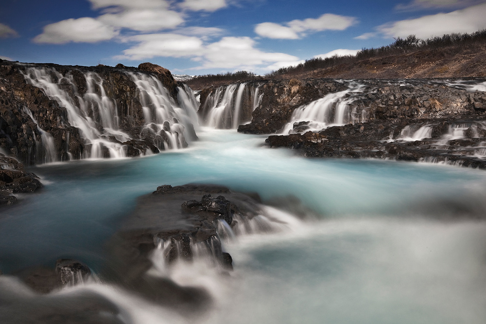 A piece of fine art art photography titled Flow by Bragi Ingibergsson - BRIN