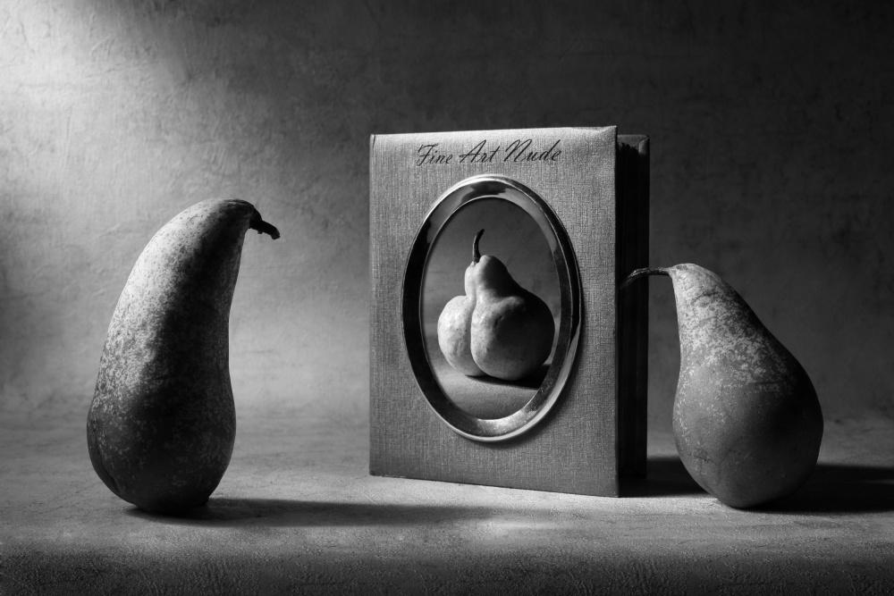 A piece of fine art art photography titled Fine Art Nude by Victoria Ivanova