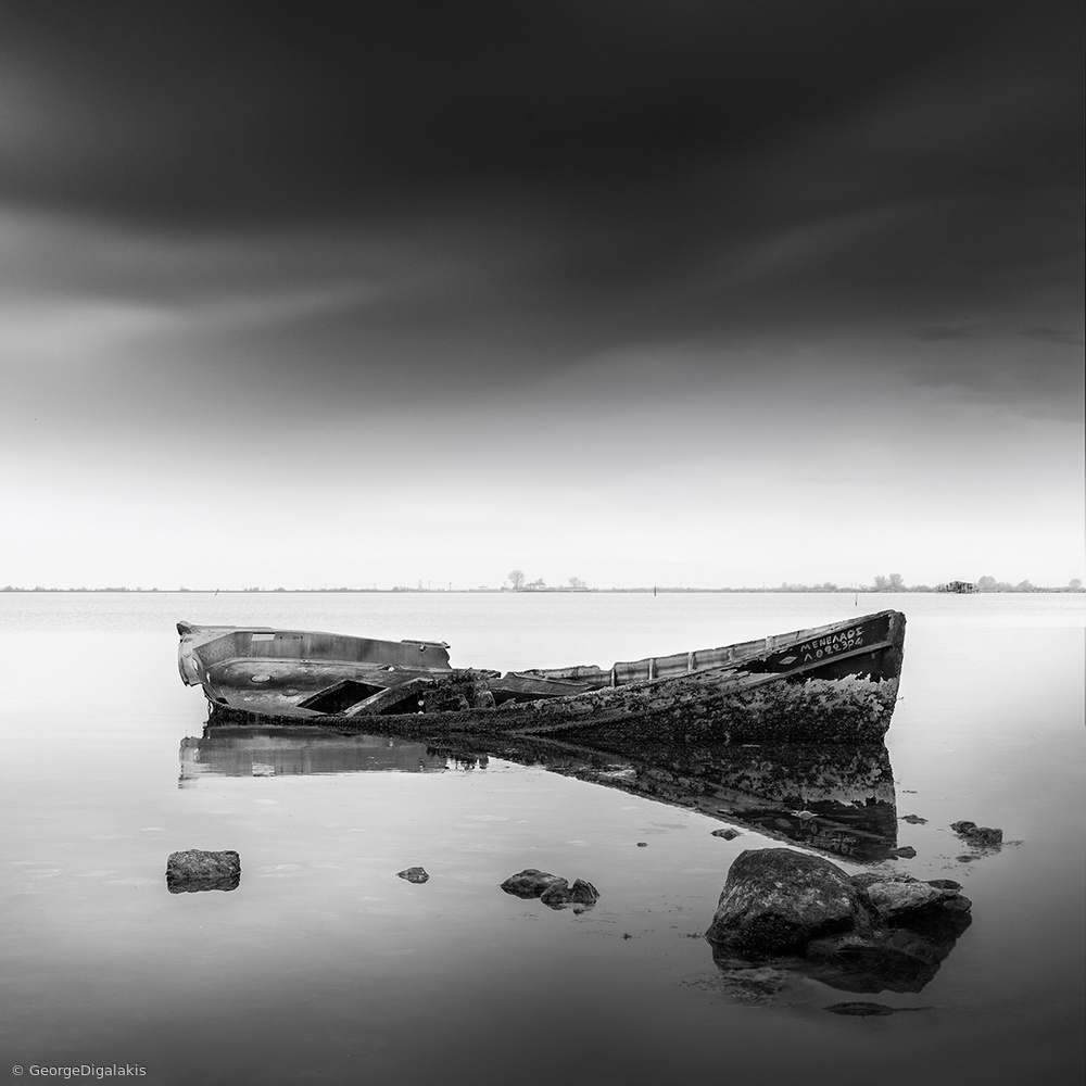 View this piece of fine art photography titled Menelaos by George Digalakis
