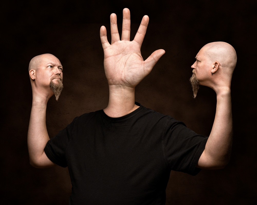 A piece of fine art art photography titled Mutation by Petri Damstén