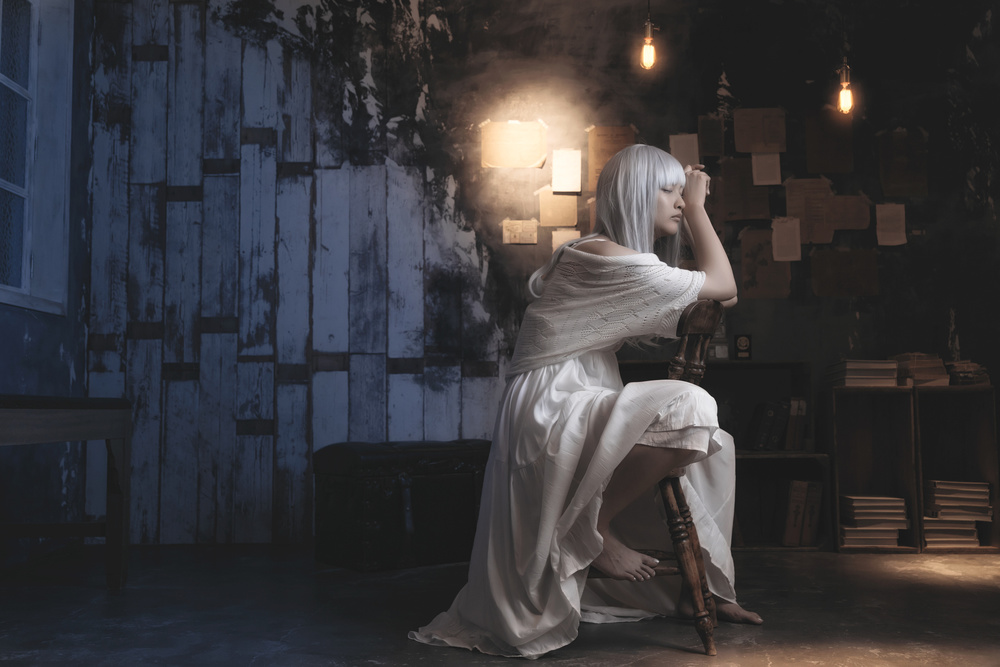 A piece of fine art art photography titled Untitled by Suzuhiko Suzuki