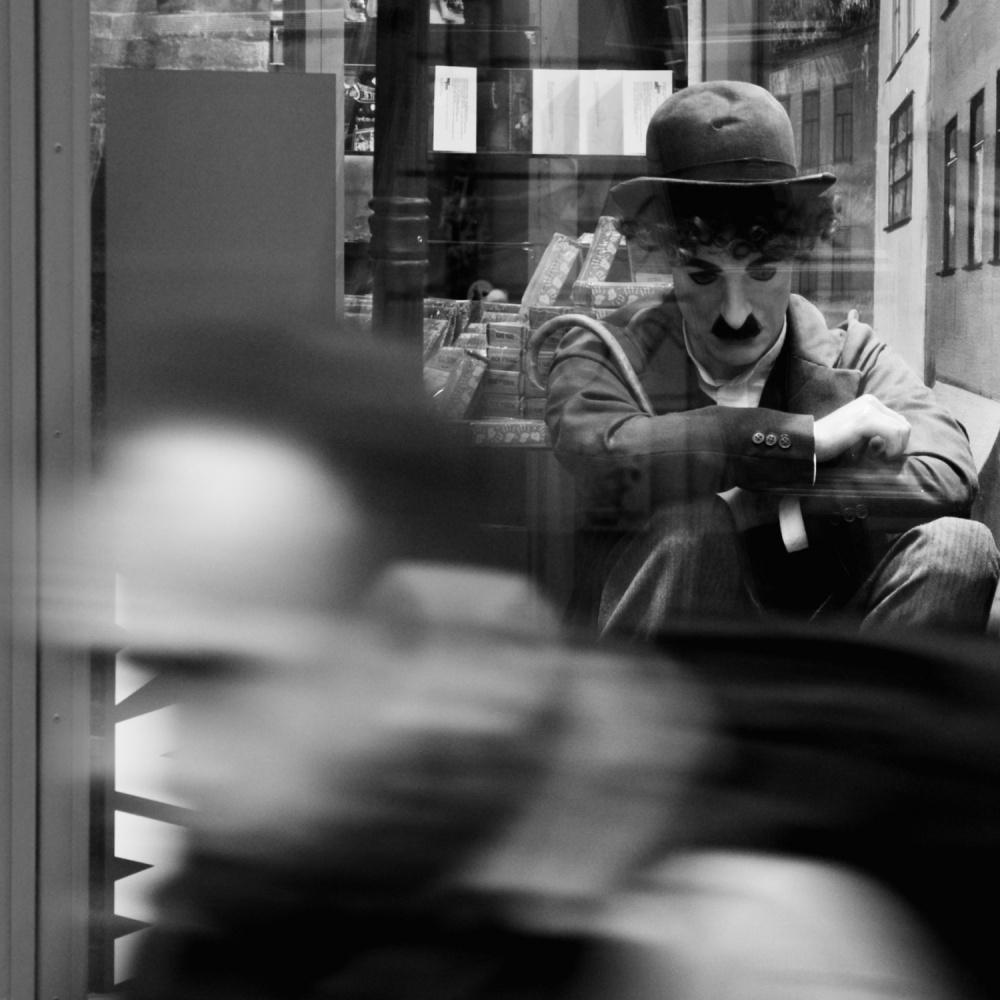 A piece of fine art art photography titled About a Mood by Zdenek Vodnansky