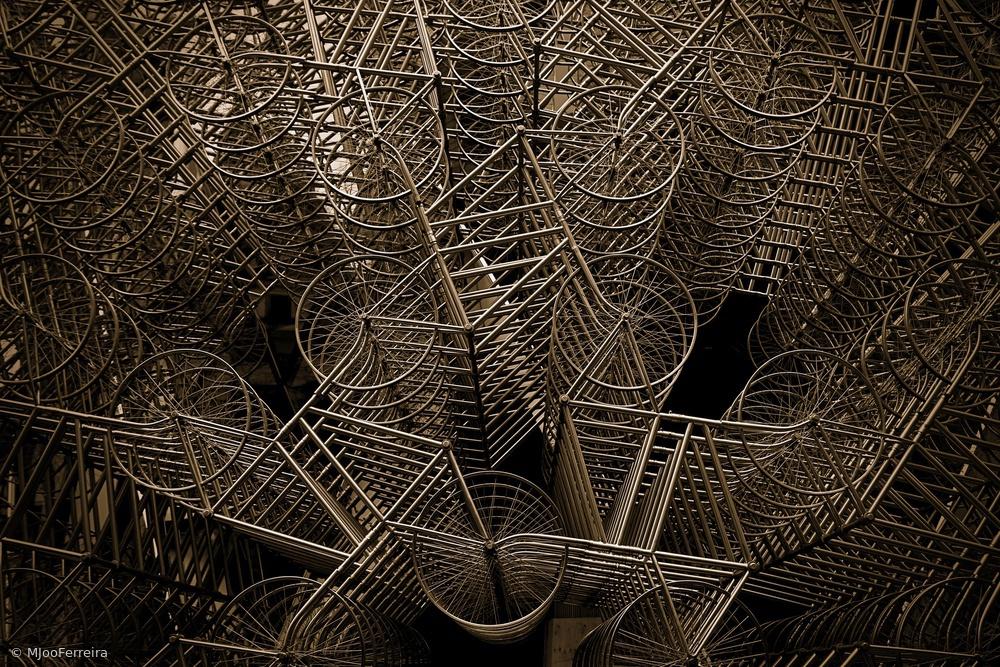 Ai Weiwei Forever Sculpture-London