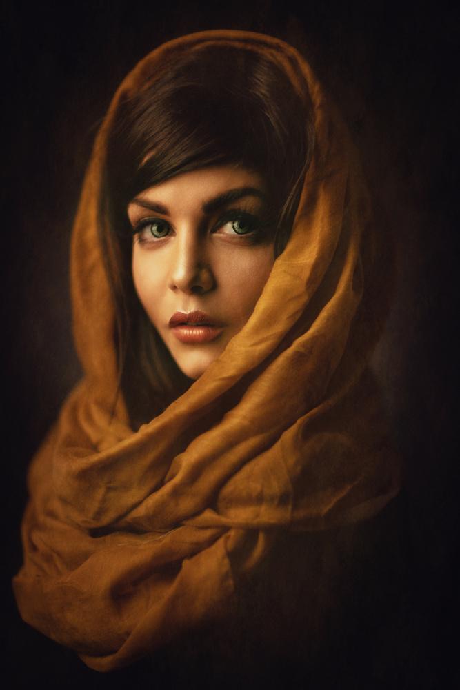A piece of fine art art photography titled Topaz by Zachar Rise