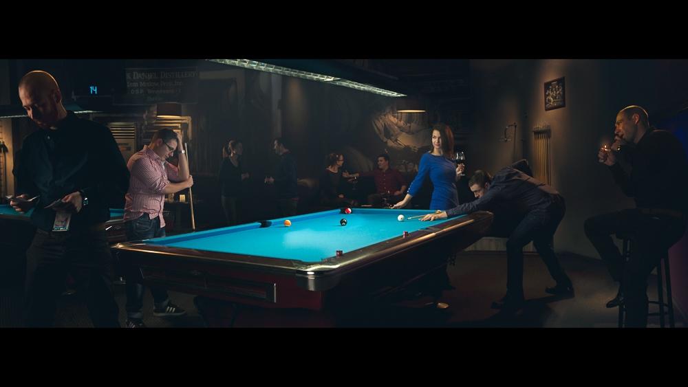 Pool game