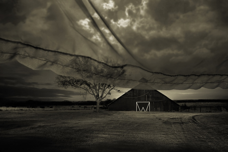 A piece of fine art art photography titled Beyond Memory by Angela Bacon-Kidwell