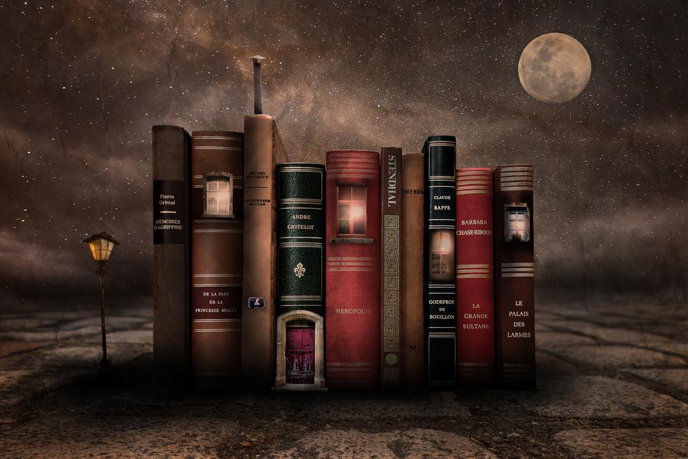 night library