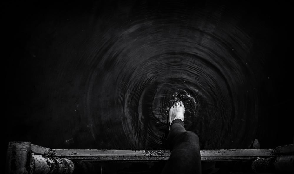 A piece of fine art art photography titled Untitled by Pawel Majewski