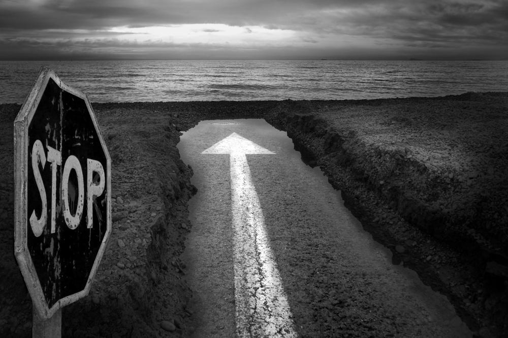 A piece of fine art art photography titled Stop by FRANCISCO SANCHEZ FOTOGRAFIAS