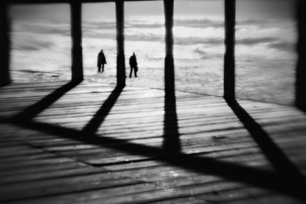 A piece of fine art art photography titled The Add Dimension by Paulo Abrantes