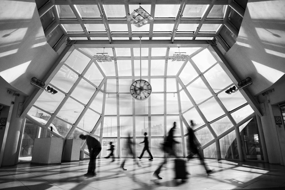 A piece of fine art art photography titled Time Capsule by Nadav Dov Boretzki