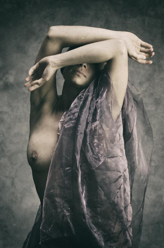A piece of fine art art photography titled Familiar Dream by Marek Juras