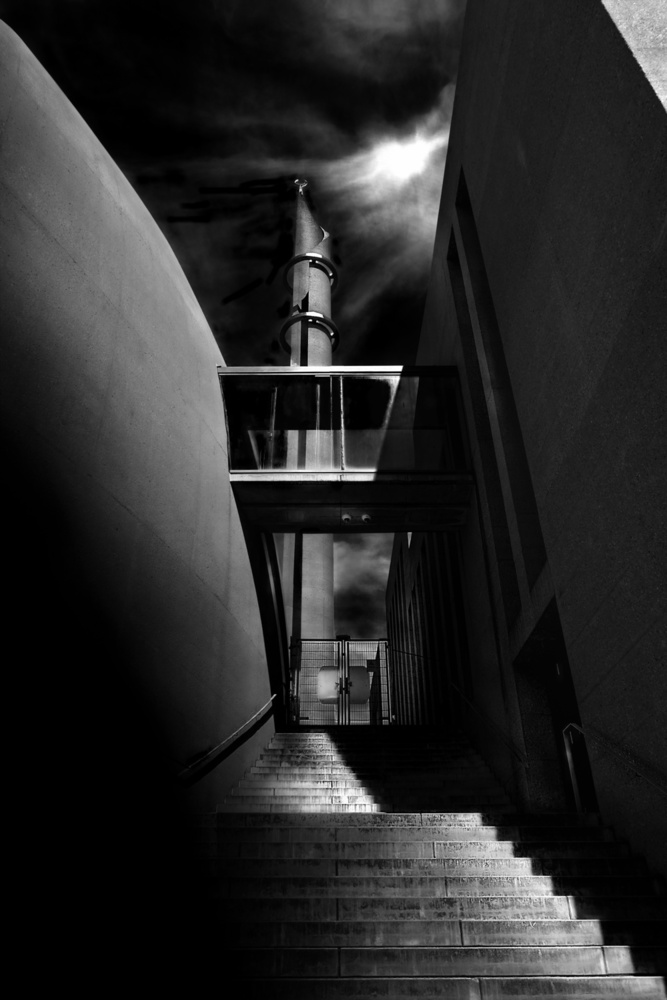 A piece of fine art art photography titled Untitled by Adam Fritzen