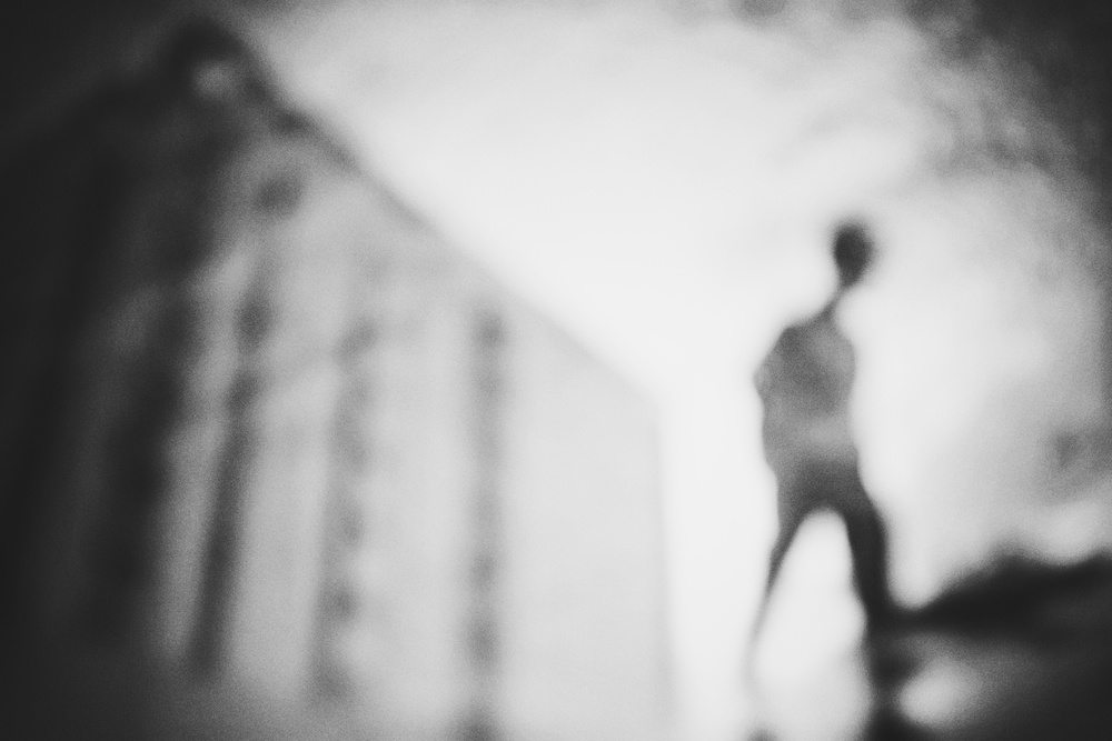A piece of fine art art photography titled Goodbye by abi Danial