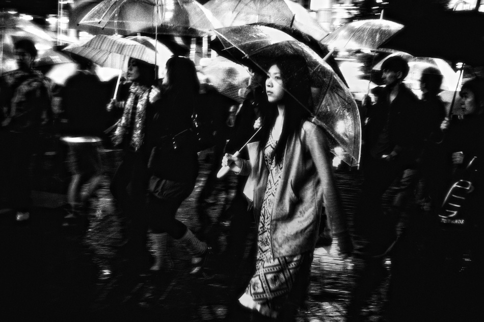 A piece of fine art art photography titled Untitled by Tatsuo Suzuki