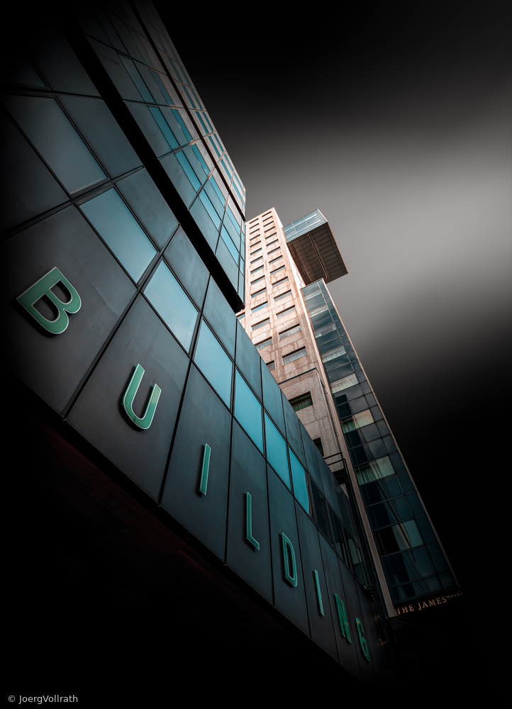 View this piece of fine art photography titled ...BUILDING by Joerg  Vollrath
