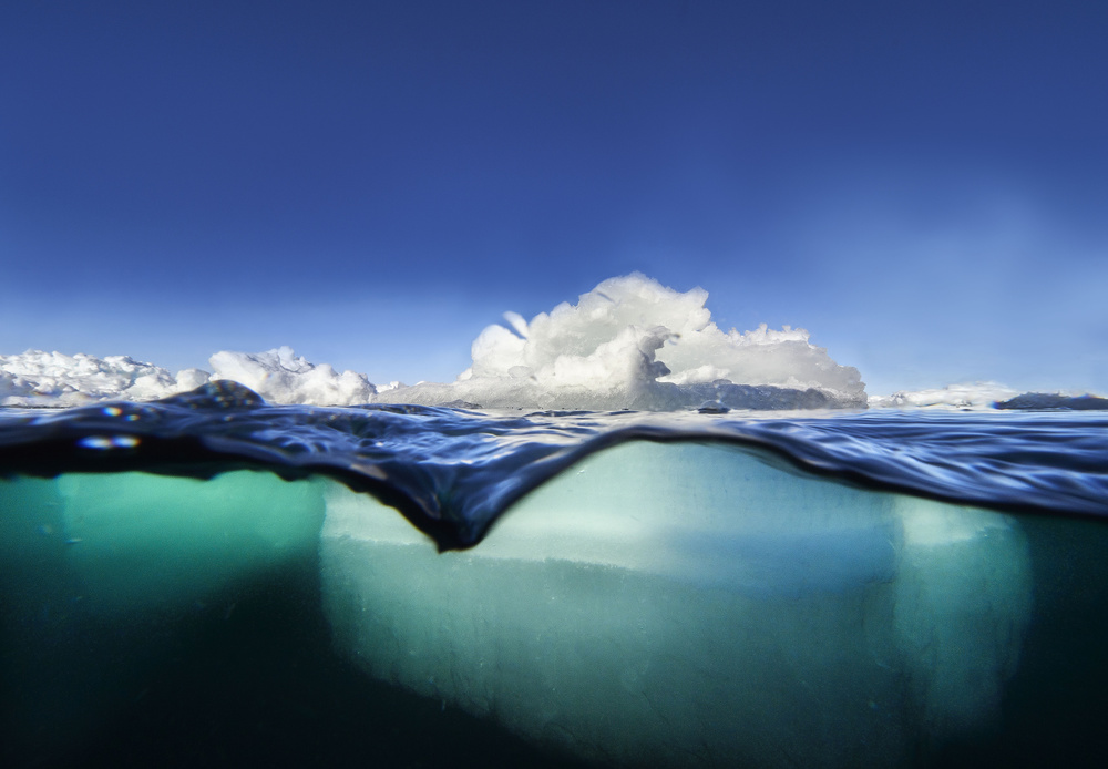 From the series 2/3 below the Arctic Ocean Line 3