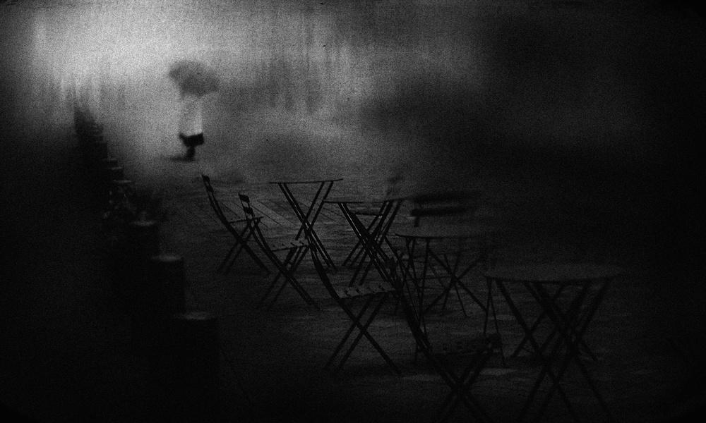 A piece of fine art art photography titled Wait for You by Teruhiko Tsuchida