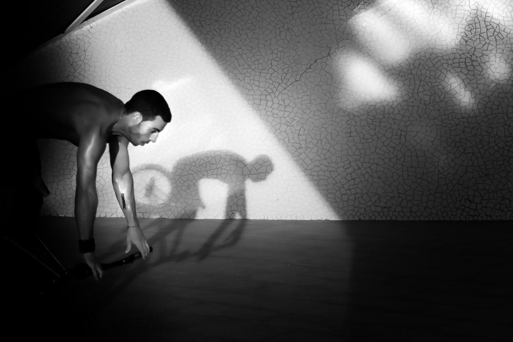 A piece of fine art art photography titled In Balance by Juan Luis Duran