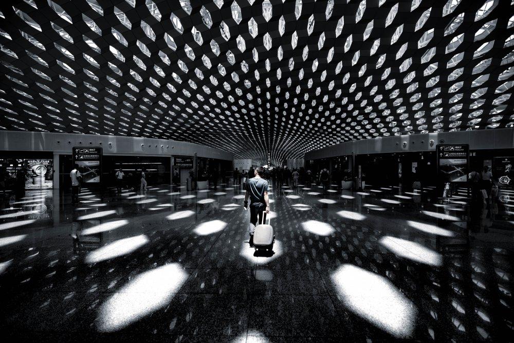 Honeycomb airport