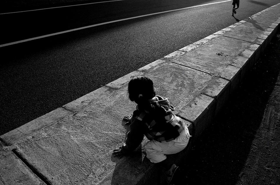 A piece of fine art art photography titled Untitled by rahmat mulyono