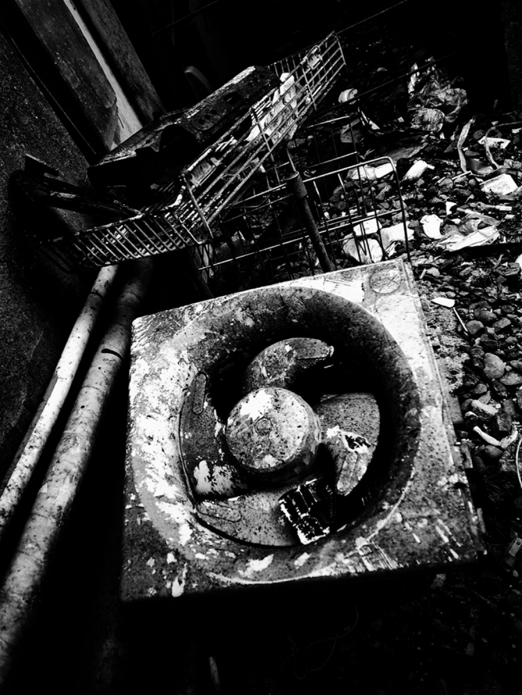 A piece of fine art art photography titled Time9#076 by Osamu Jinguji