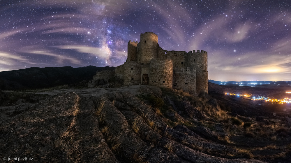 View this piece of fine art photography titled The Castle by Juan López Ruiz