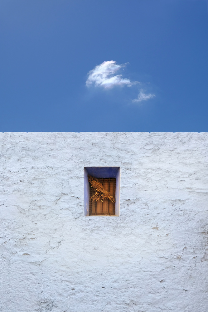 A piece of fine art art photography titled Casa De La Abuela by FRANCISCO SANCHEZ FOTOGRAFIAS