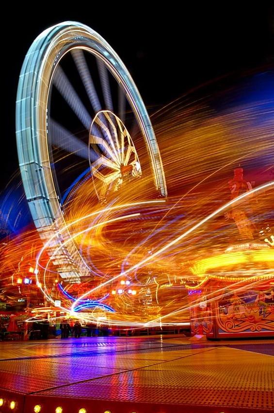 A piece of fine art art photography titled Lightseeker by ferry kana