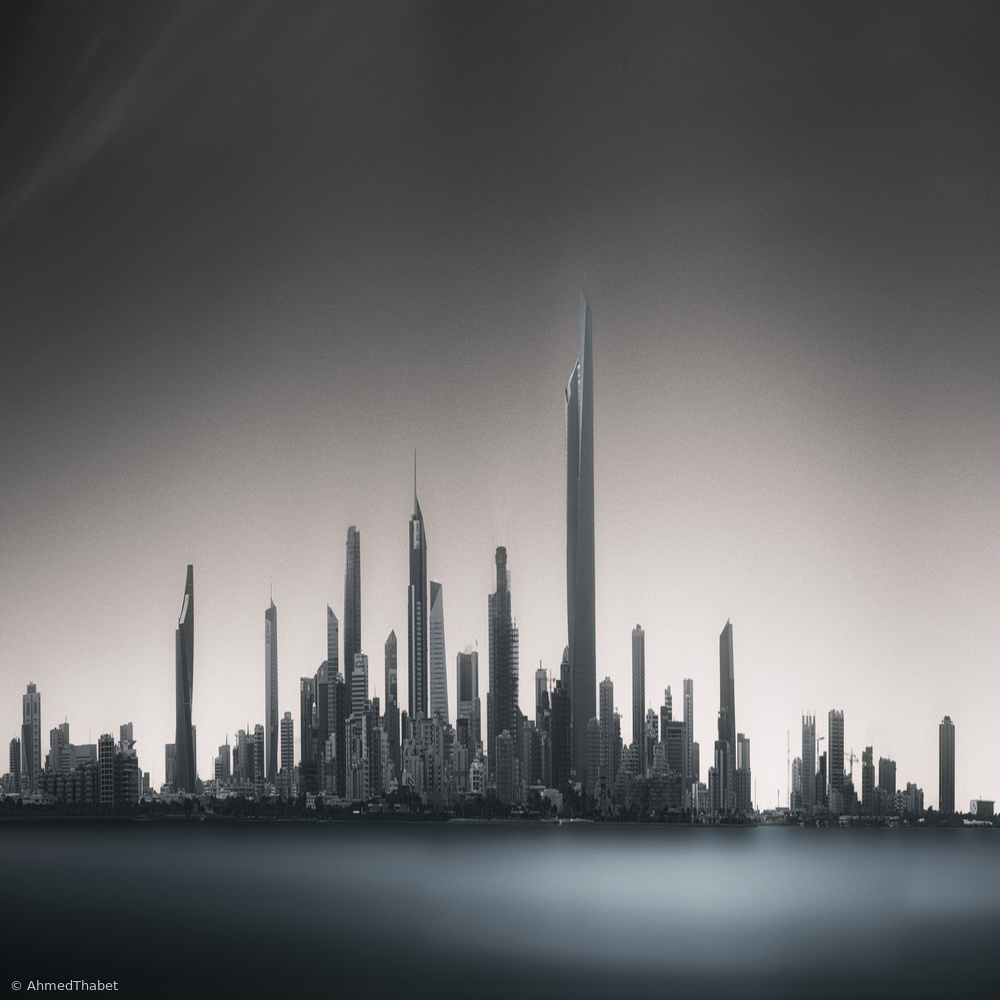View this piece of fine art photography titled Far far away by Ahmed Thabet