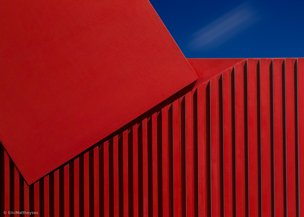 Red meets Blue