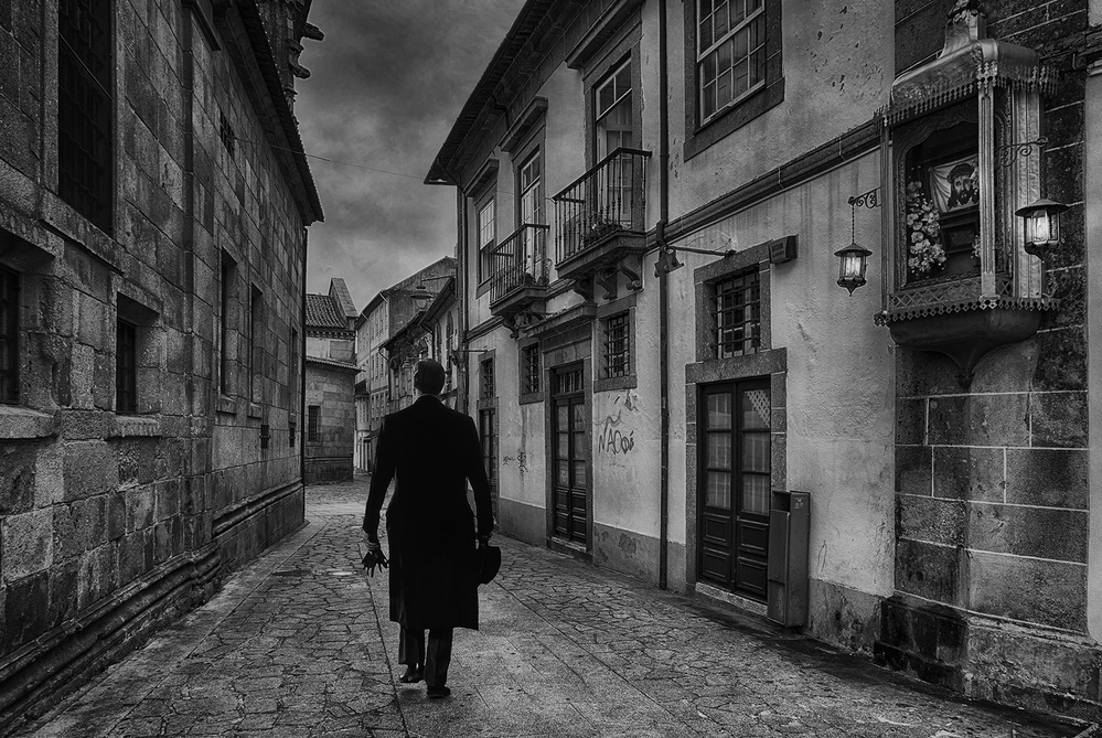 View this piece of fine art photography titled A gentleman from before by Antonio Grambone