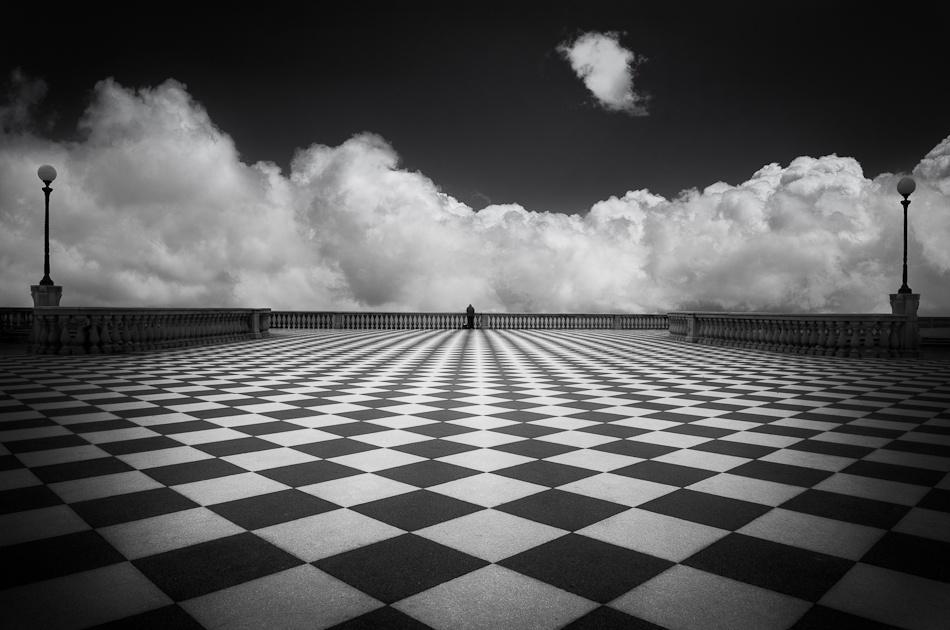 A piece of fine art art photography titled Dream II by Linus Bergman
