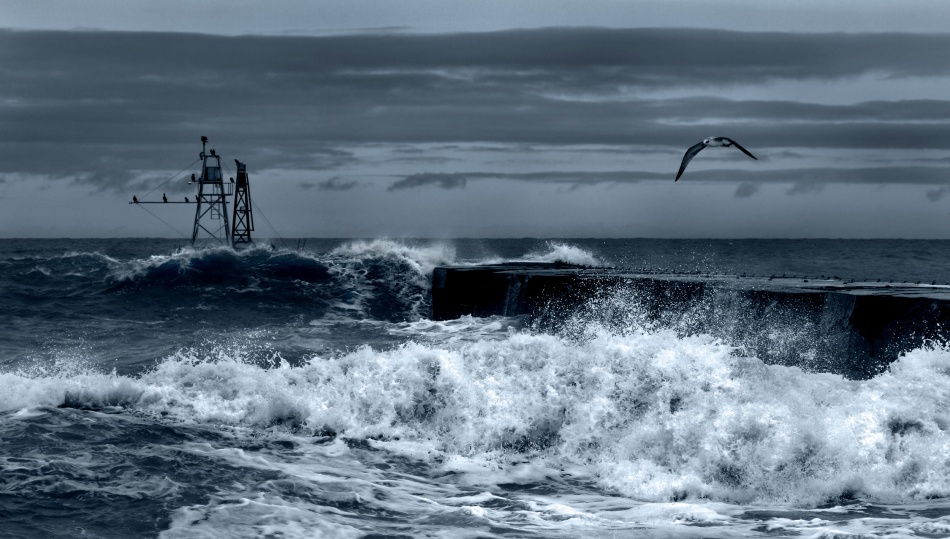 A piece of fine art art photography titled Northern Jutland by Niels Christian Wulff