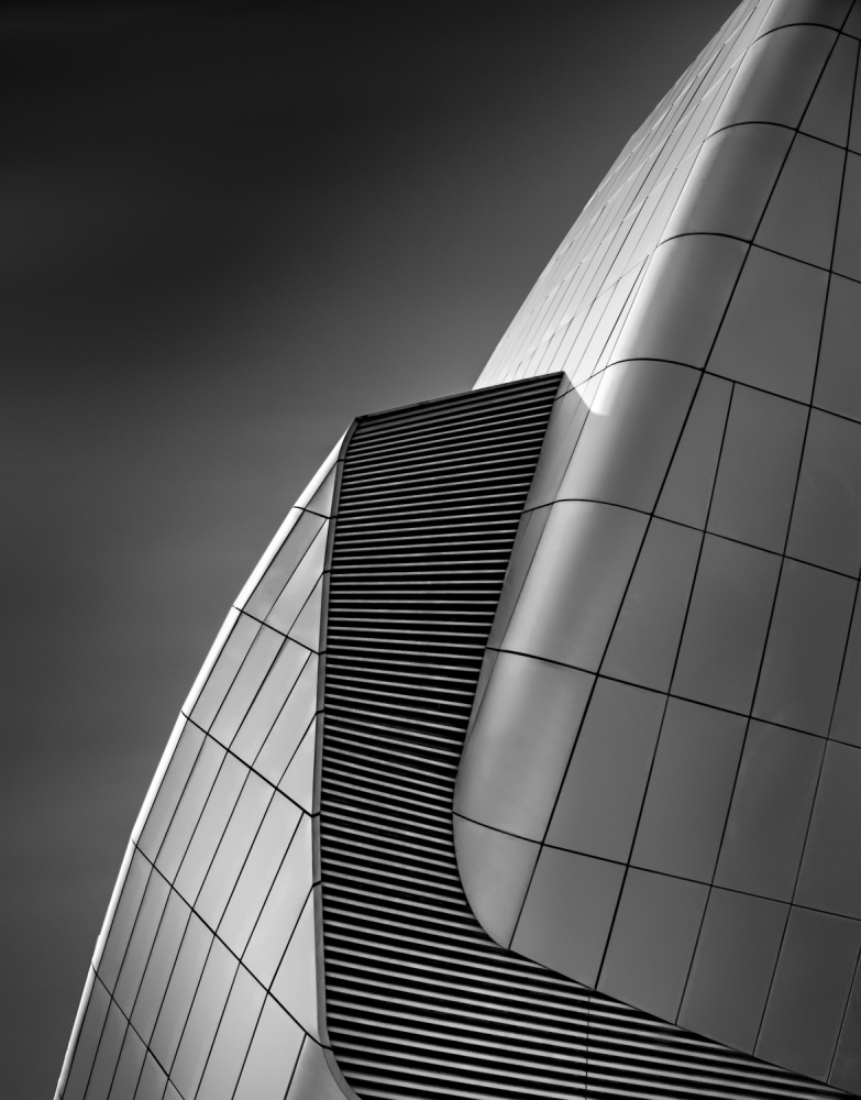 A piece of fine art art photography titled Spaceship by Andreas Paehge
