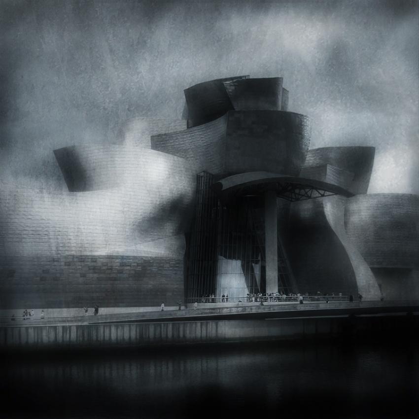 A piece of fine art art photography titled Explosion by Jesper Bo Jensen