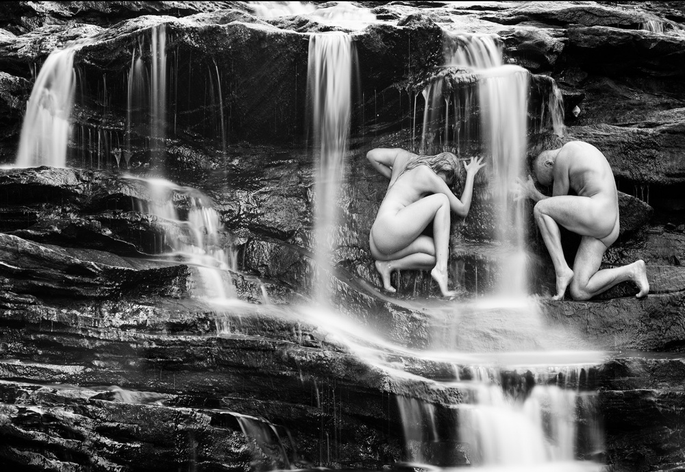 A piece of fine art art photography titled We Will Stay by Ketil Born