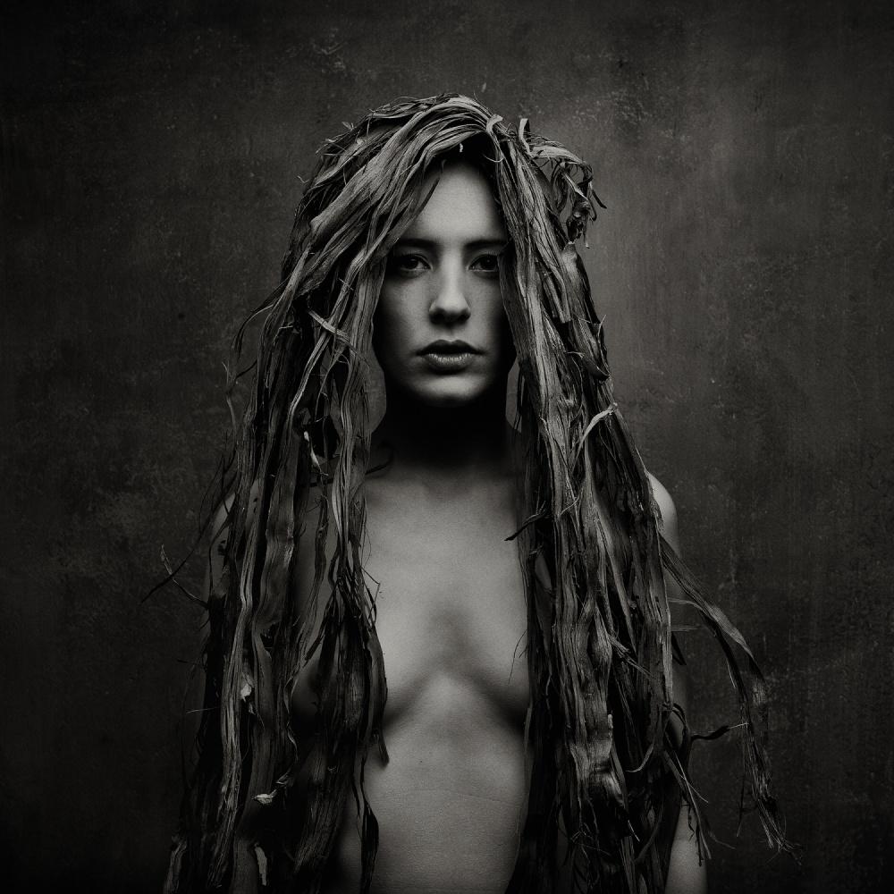 A piece of fine art art photography titled Dark by Jack Burger