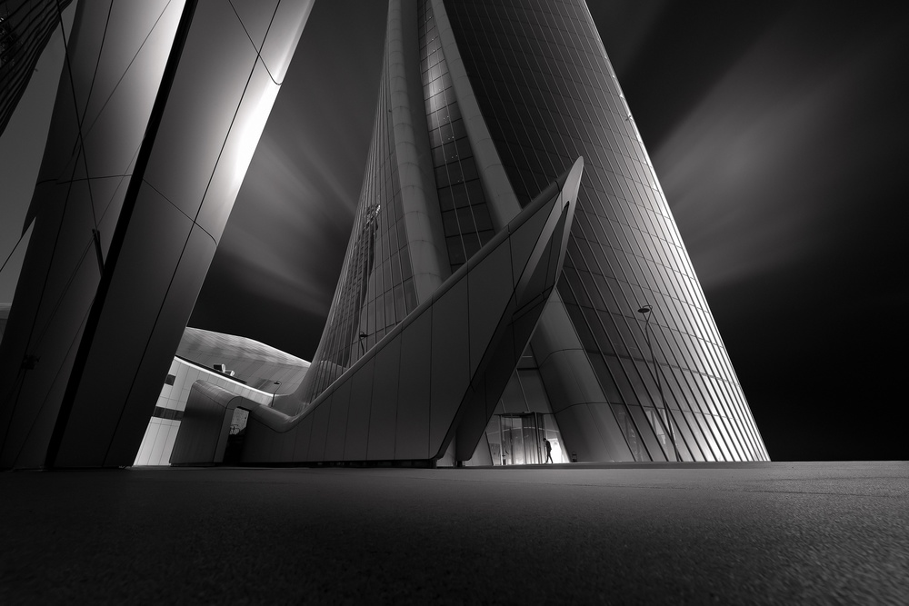 A piece of fine art art photography titled Milan II by domenico petrocca