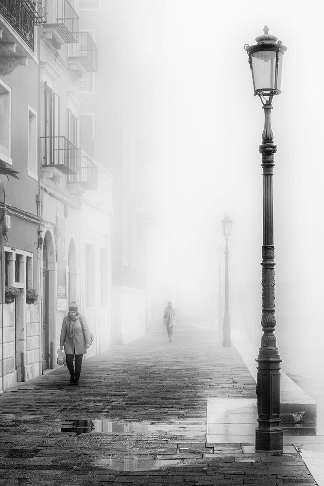 Venetian atmosphere
