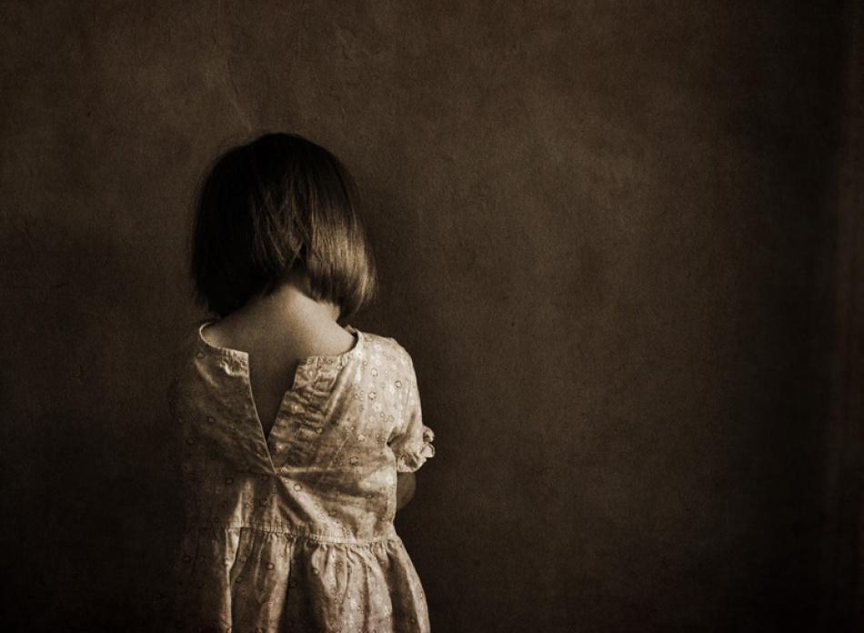 A piece of fine art art photography titled I Don't by milena galibova