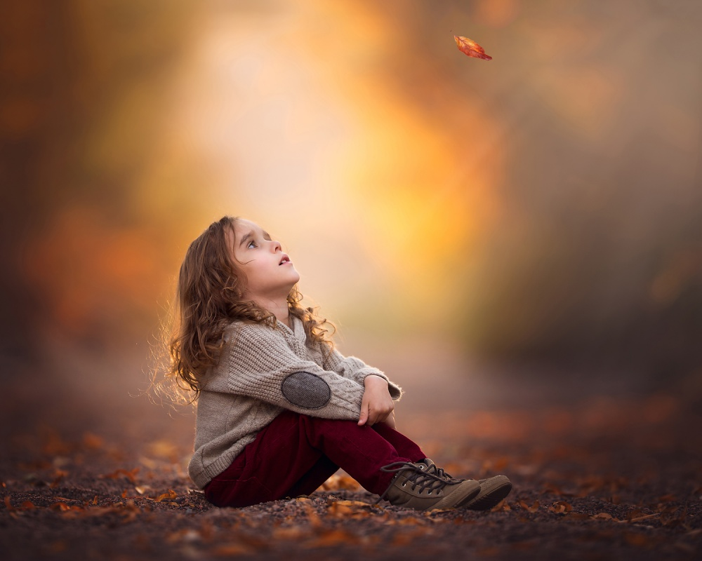 A piece of fine art art photography titled Pure Magic by Lisa Holloway