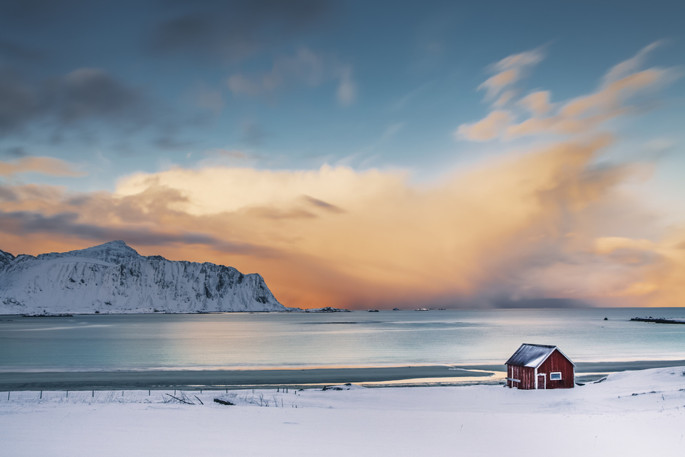 View this piece of fine art photography titled Norway by UU