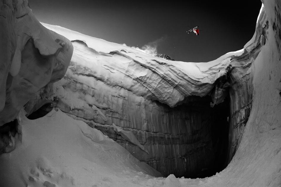 A piece of fine art art photography titled Shortcut by Tristan Shu
