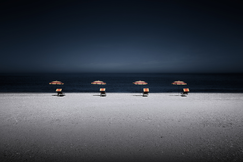 View this piece of fine art photography titled Waiting for summertime by Carmelo Caserta